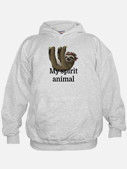 My Spirit Animal Hoodie