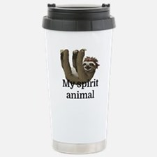 My Spirit Animal Travel Mug