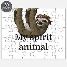 My Spirit Animal Puzzle