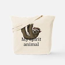 My Spirit Animal Tote Bag