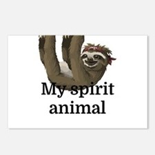 My Spirit Animal Postcards (Package of 8)