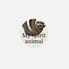 My Spirit Animal Mini Button