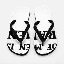 My Fav Type Of Men Is Ramen Flip Flops