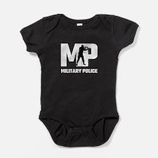 MP Military Police Baby Bodysuit