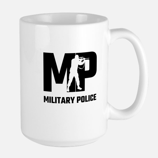 MP Military Police Mugs