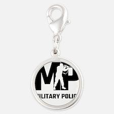 MP Military Police Charms