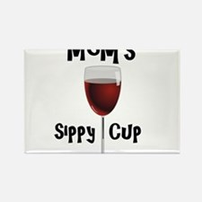 Mom's Sippy Cup Magnets