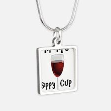 Mom's Sippy Cup Necklaces