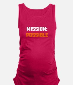 Mission: Possible Maternity Tank Top
