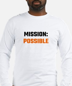 Mission: Possible Long Sleeve T-Shirt