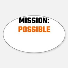 Mission: Possible Decal