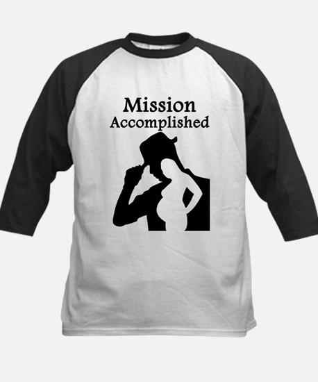 Mission Accomplished Baseball Jersey