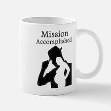 Mission Accomplished Mugs