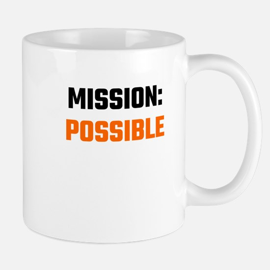 Mission: Possible Mugs