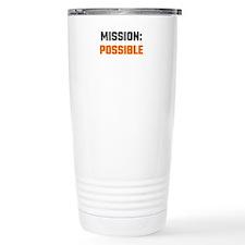 Mission: Possible Travel Mug