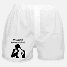 Mission Accomplished Boxer Shorts