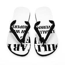 Military Wife Flip Flops