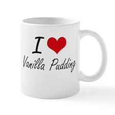 I love Vanilla Pudding Mugs