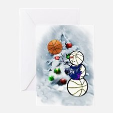 Cute Sports lovers Greeting Card