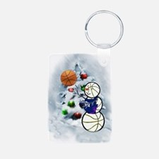 Cute Basketball Keychains