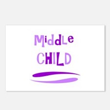 Middle Child Postcards (Package of 8)