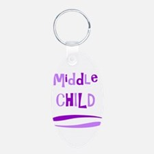 Middle Child Keychains