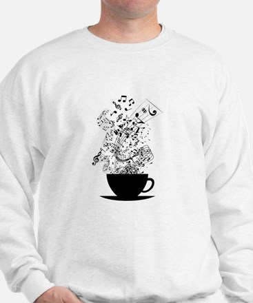 Cup of Music Jumper
