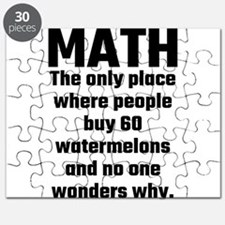 Math The Only Place Where People Buy 60 Wat Puzzle