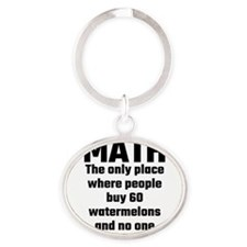 Math The Only Place Where People Buy 60 Keychains