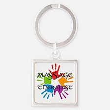 Massage Therapist Keychains