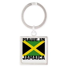 Made In Jamaica Keychains