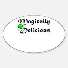 Magically Delicious Decal
