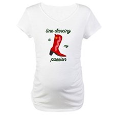 line dancing is my passion Shirt