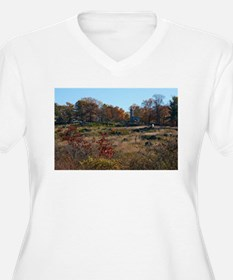 Gettysburg National Park - Littl Plus Size T-Shirt