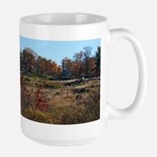 Gettysburg National Park - Little Round Top Mugs