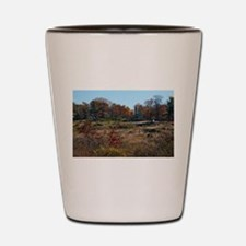 Gettysburg National Park - Little Round Shot Glass
