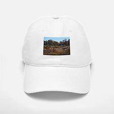 Gettysburg National Park - Little Round Top Baseball Baseball Cap