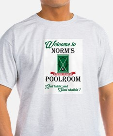 NORM'S POOLROOM T-Shirt