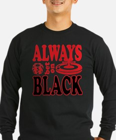 Always bet on Black T