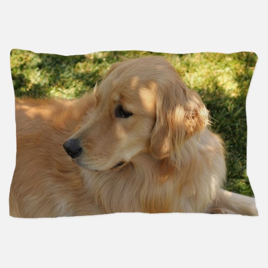 Unique Golden retriever Pillow Case