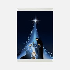 Nativity Scene Magnets