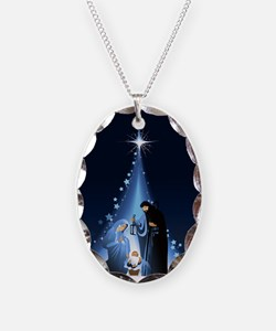Nativity scene Necklace