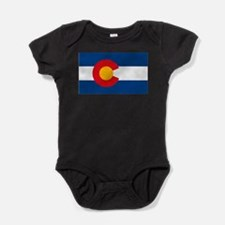 Us state Baby Bodysuit