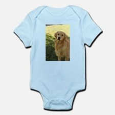 golden retriever n Body Suit