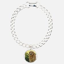 golden retriever n Bracelet