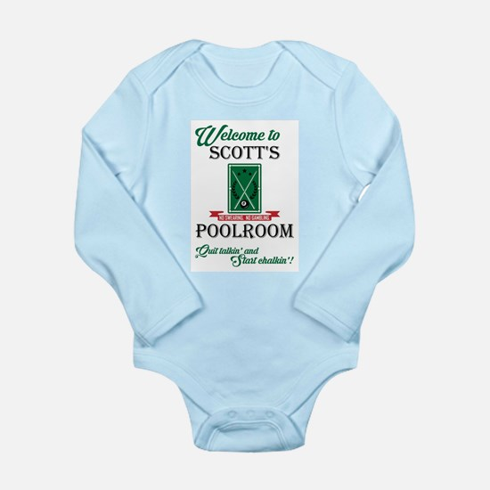 SCOTT'S POOLROOM Body Suit