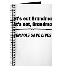 Let's Eat Grandma Commas Save Lives Journal