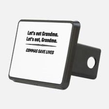 Let's Eat Grandma Commas S Hitch Cover