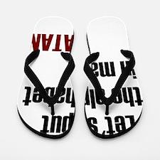 Let's Put The Alphabet In Math Said Sat Flip Flops