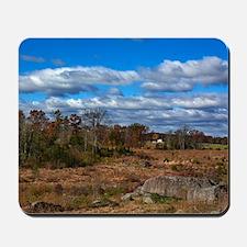 Gettysburg National Park - Fall Mousepad